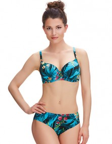 Fantasie Seychelles Gathered Bikini Top