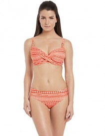 Fantasie Sidari Mid Rise Gathered Bikini Brief