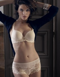 Simone Perele Amour Ivory Shorty